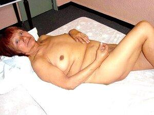 Bilder nackt granny mature